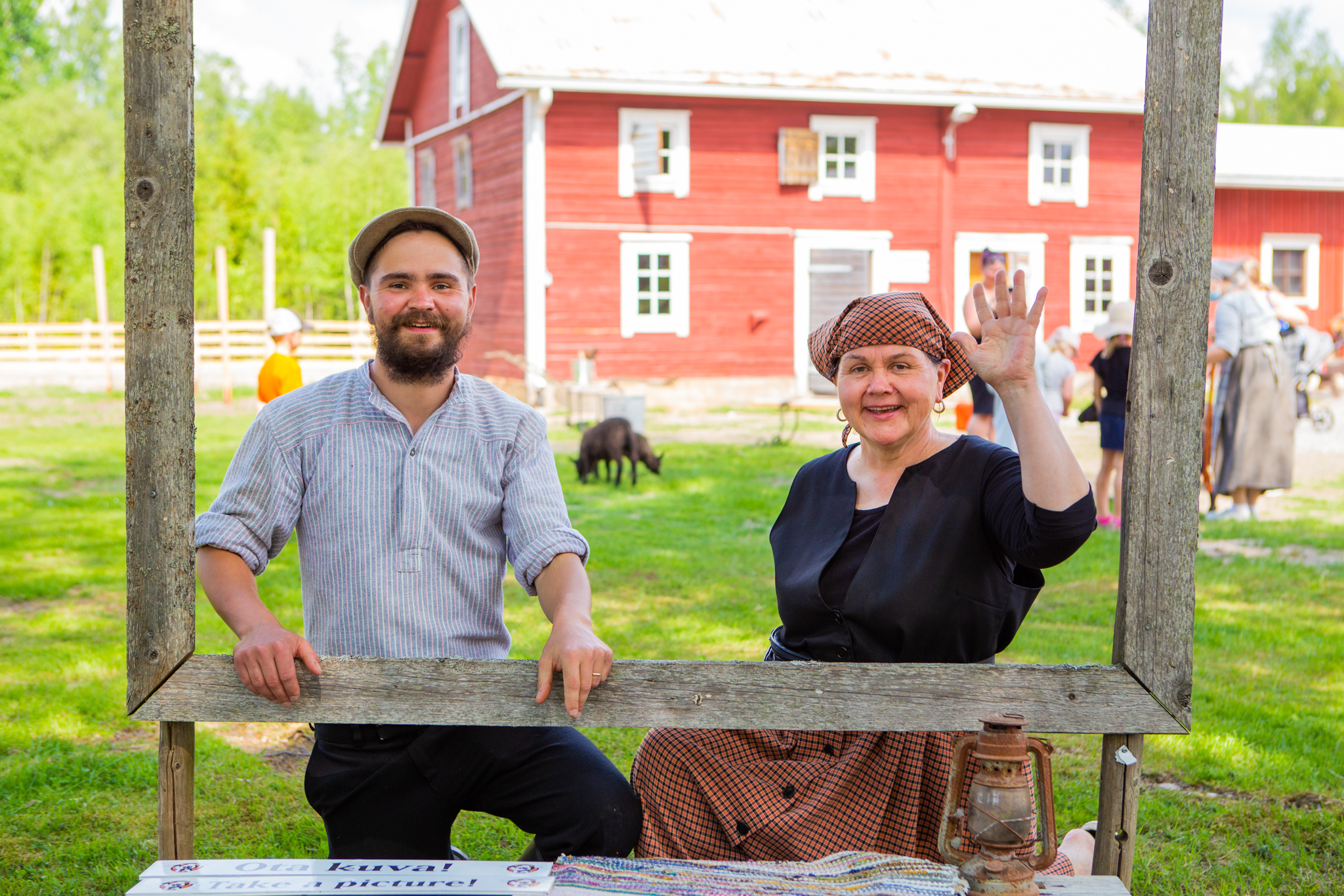 Frans ja Sirkka-Liisa Koivuniemi