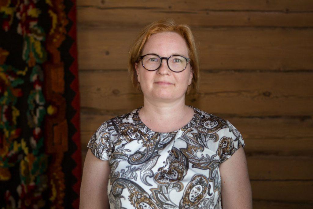 Marjo Heikkilä